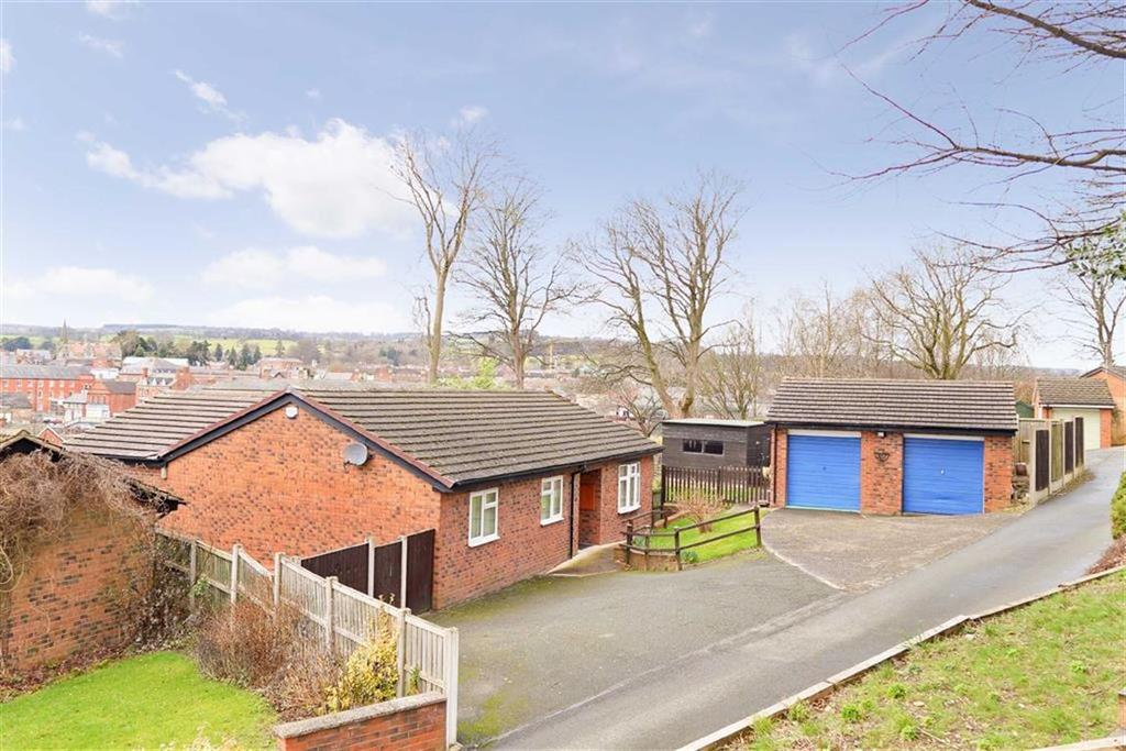 3 Bedrooms Bungalow for sale in Ardmillan Court, Oswestry, SY11