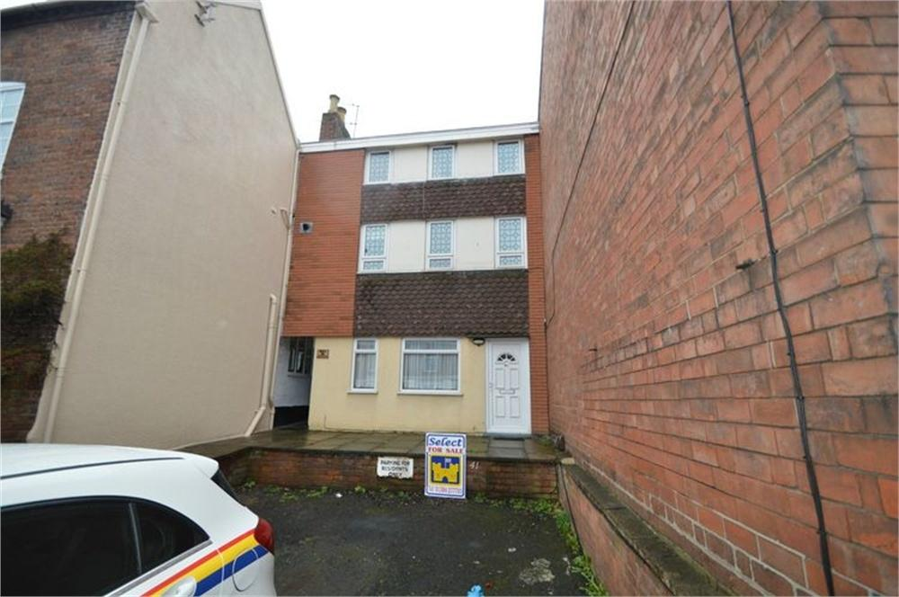 1 Bedroom Flat for sale in Hagley Road, Stourbridge, West Midlands