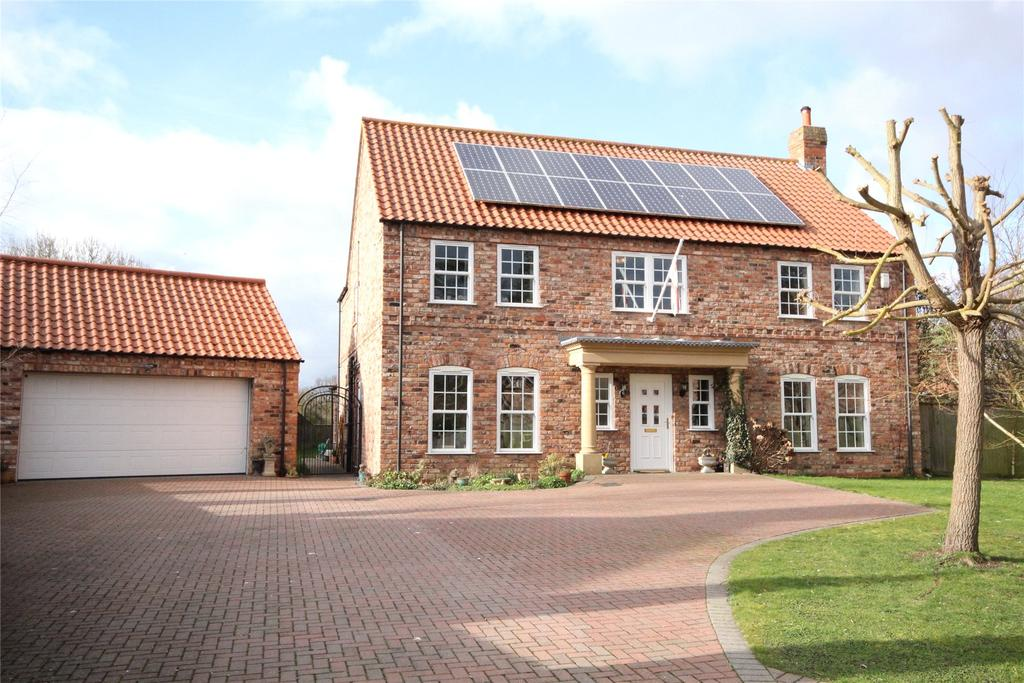 4 Bedrooms Detached House for sale in The Chase, Horbling, NG34