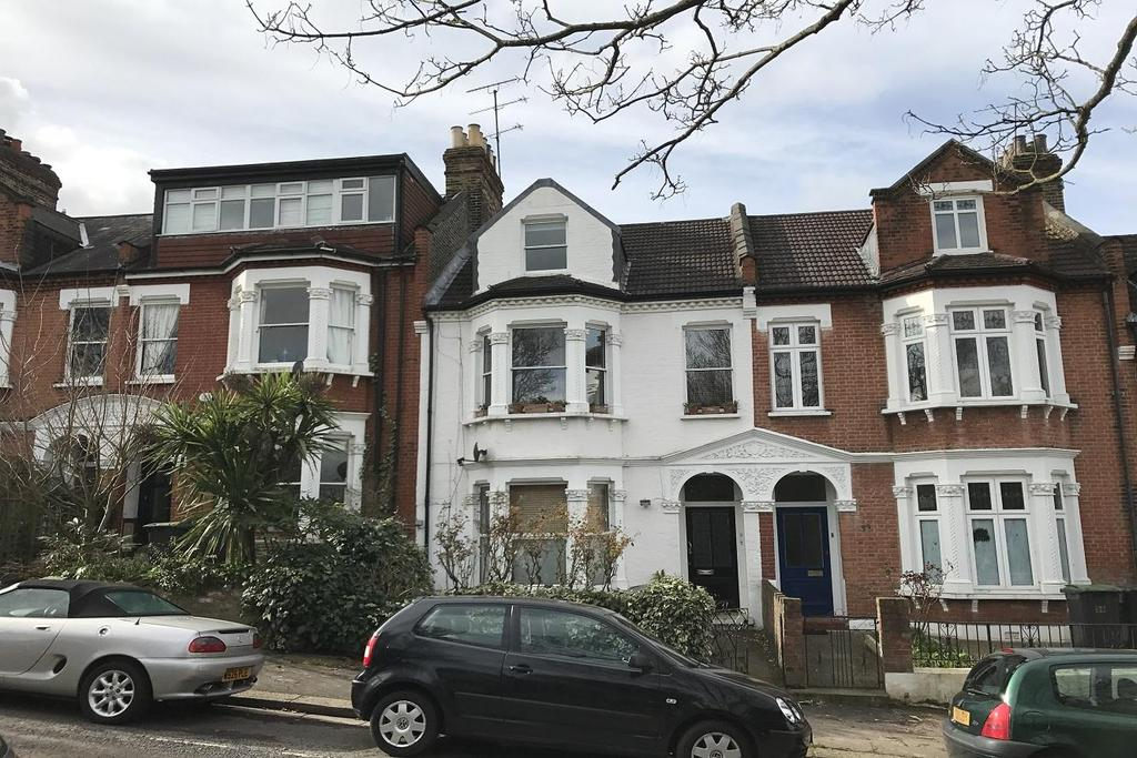 2 Bedrooms Flat for sale in Mayfield Road, Crouch End