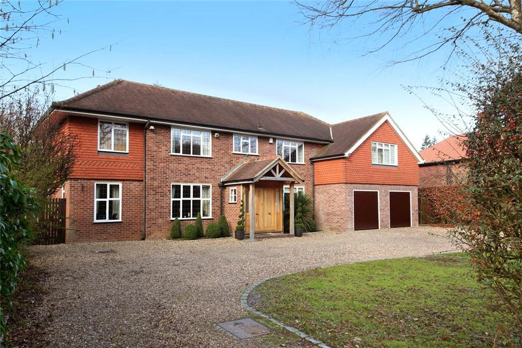 5 Bedrooms Detached House for sale in Doggetts Wood Lane, Chalfont St. Giles, Buckinghamshire, HP8