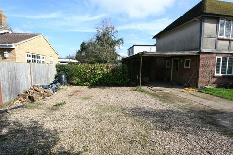 Land for sale - New Thorpe Avenue, THORPE-LE-SOKEN, Essex