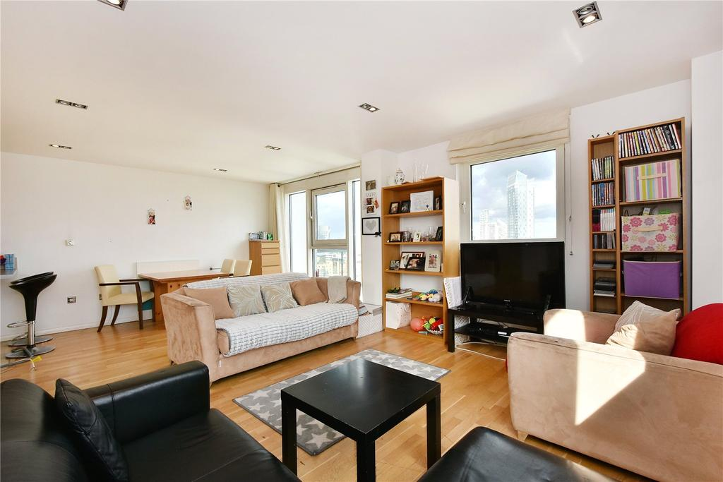 2 Bedrooms Flat for sale in City Tower, 3 Limeharbour, London