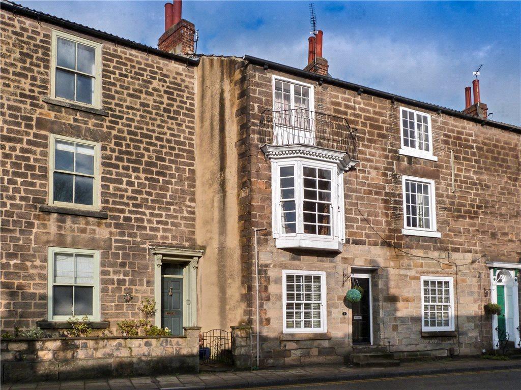 2 Bedrooms Unique Property for sale in Bond End, Knaresborough, North Yorkshire
