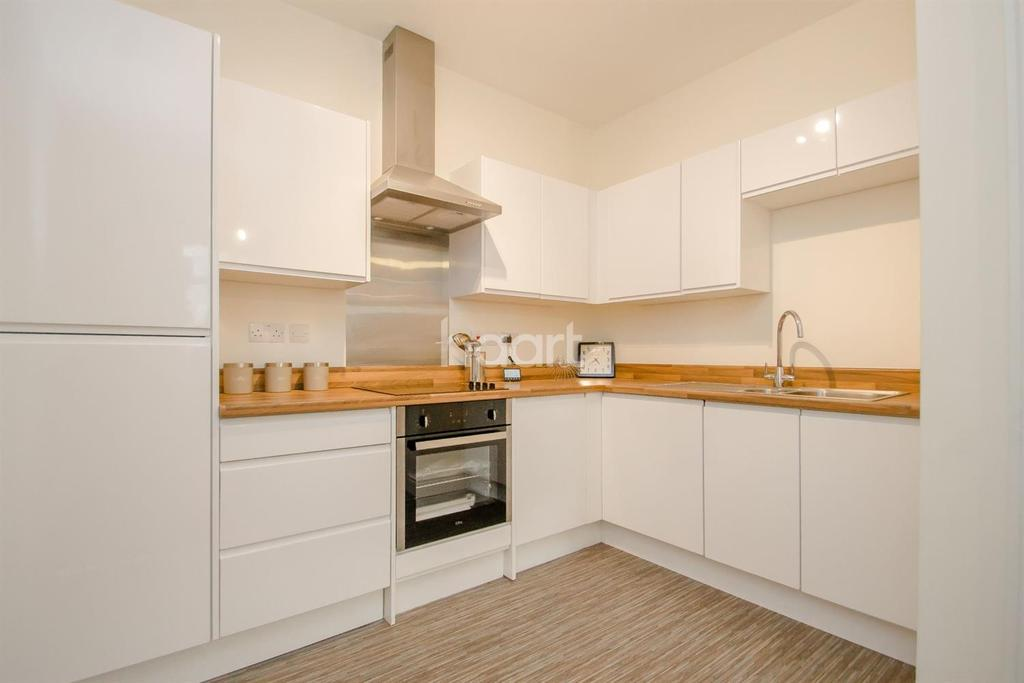 1 Bedroom Flat for sale in Electra House, Farnsby Street, Swindon