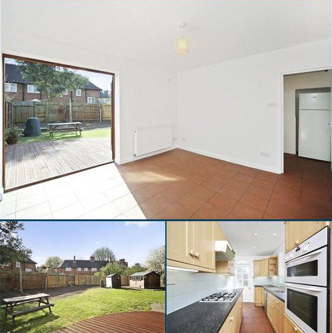 4 bedroom end of terrace house to rent - Viola Square, London, W12