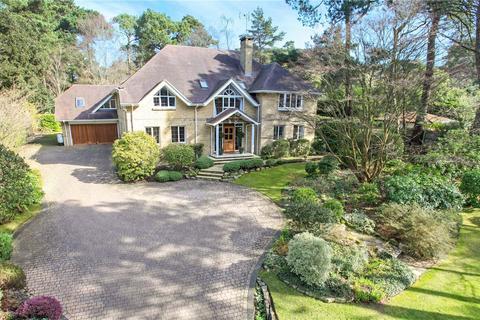 5 bedroom detached house for sale - Bury Road, Branksome Park, Poole, Dorset, BH13