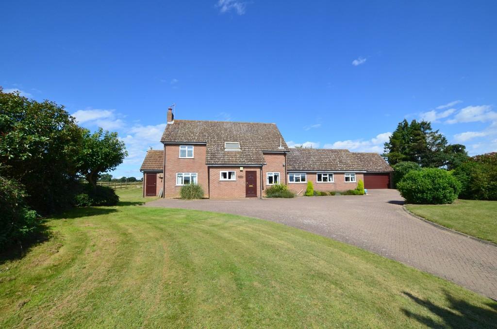 5 Bedrooms Detached House for sale in Birchwood Lane, Tattingstone