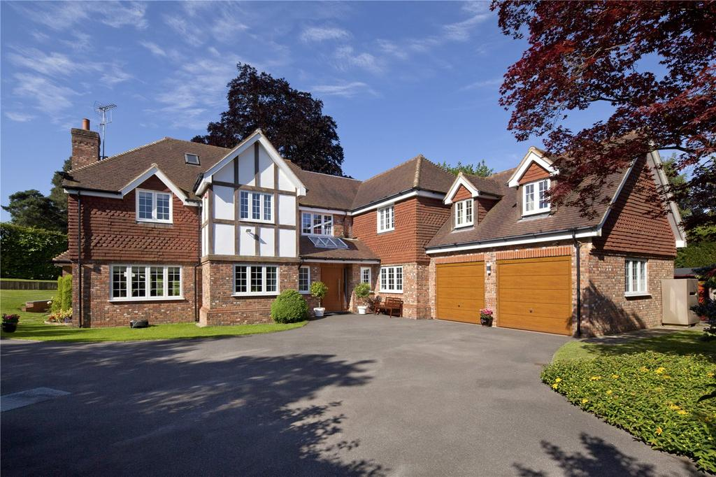 5 Bedrooms Detached House for sale in Oak Avenue, Sevenoaks, Kent, TN13