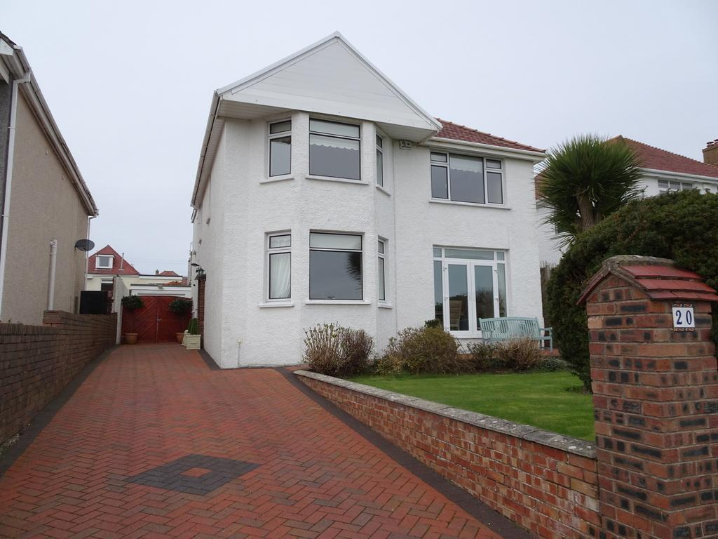 4 Bedrooms Detached House for sale in HUTCHWNS CLOSE, PORTHCAWL, CF36 3LD