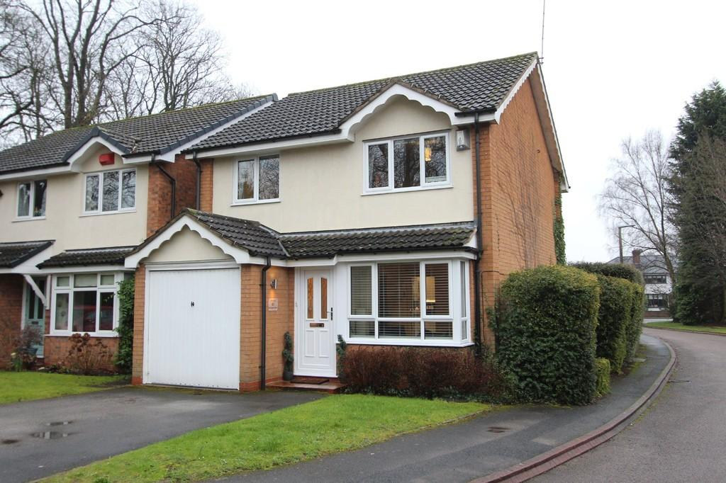 3 Bedrooms Detached House for sale in Withington Grove, Dorridge