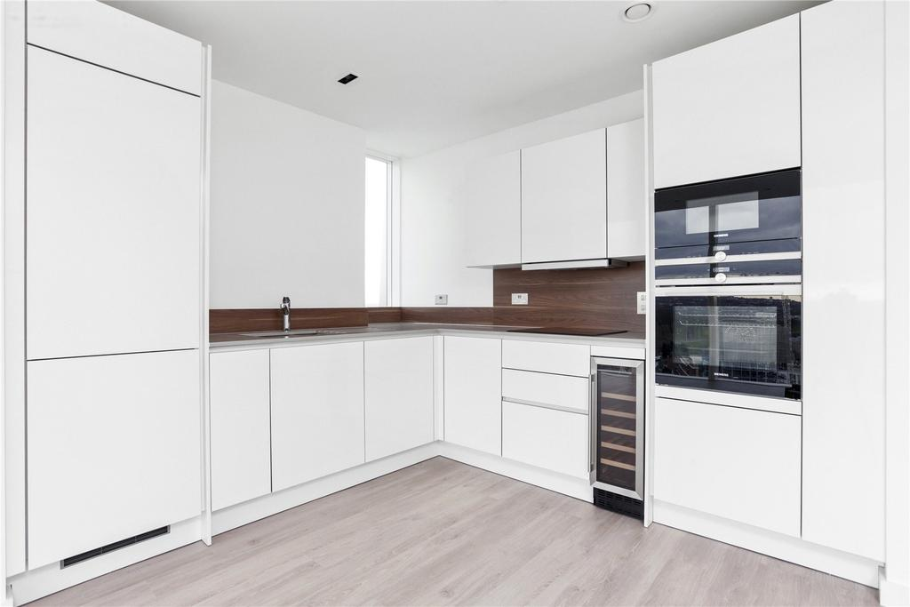 2 Bedrooms Flat for sale in Kingly, Woodberry Down, London, N4