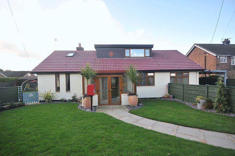 3 Bedrooms Detached Bungalow for sale in Booth Bed Lane, Goostrey