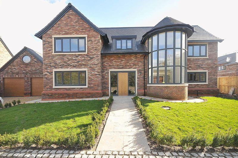 5 Bedrooms Detached House for sale in Goostrey Lane, Cranage