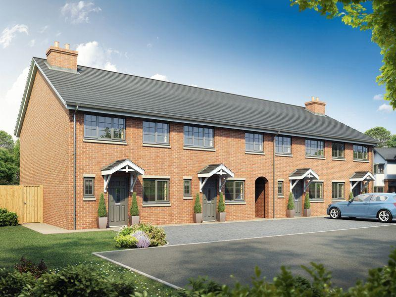 3 Bedrooms Mews House for sale in Twemlow Lane, Cranage