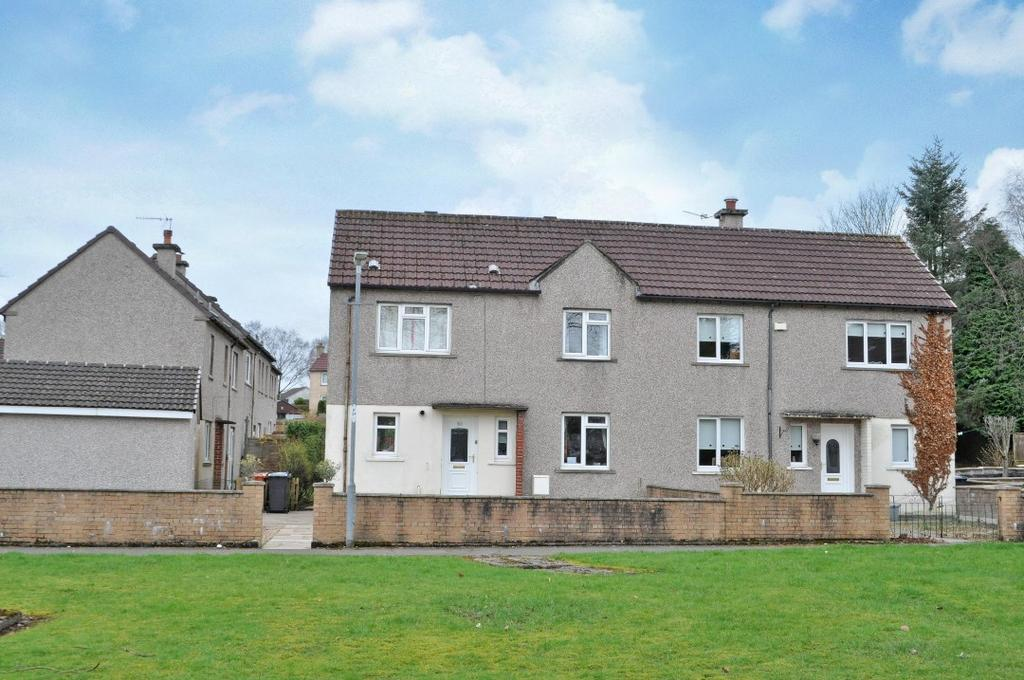 2 Bedrooms Semi Detached House for sale in Dumgoyne Ave, Milngavie , East Dunbartonshire , G62 7AJ
