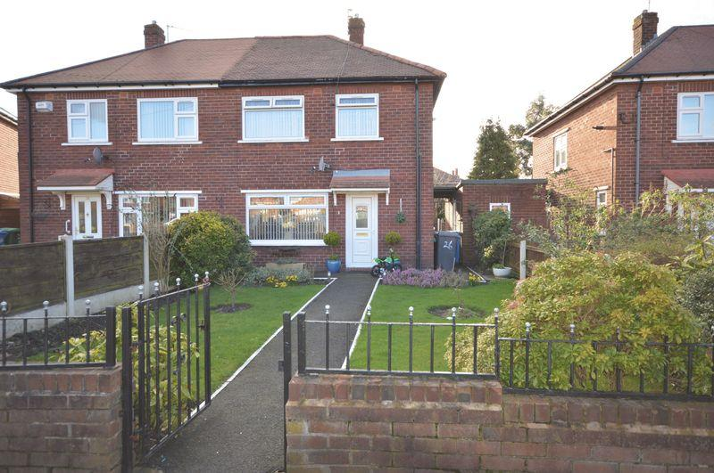 2 Bedrooms Semi Detached House for sale in Nursery Road, Manchester