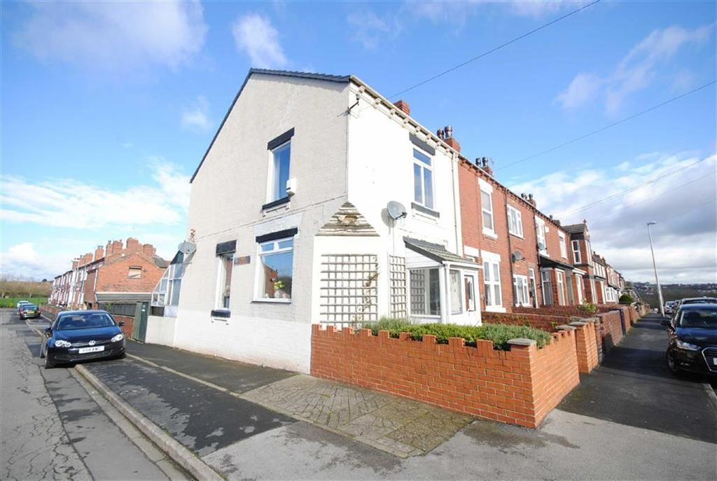 2 Bedrooms End Of Terrace House for sale in Brigshaw Lane, Allerton Bywater, Leeds, WF10