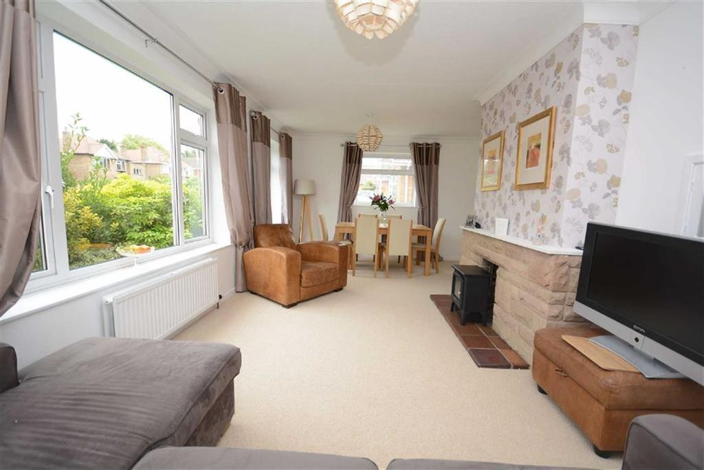 3 Bedrooms Detached Bungalow for sale in Stanstead Avenue, Tollerton