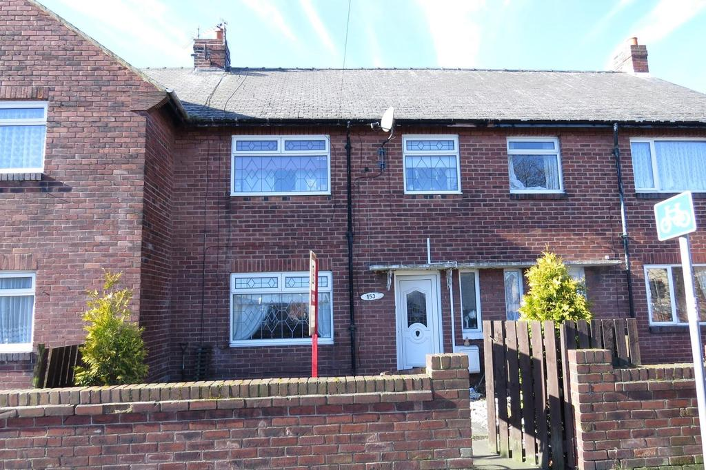 3 Bedrooms Terraced House for sale in Alexandra Road, Ashington