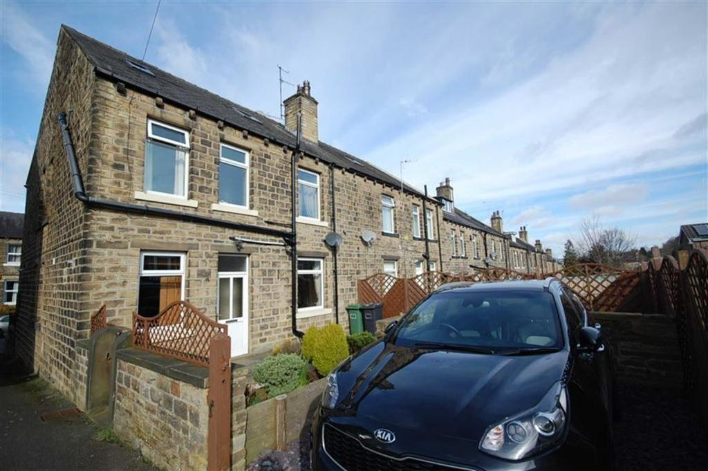 3 Bedrooms End Of Terrace House for sale in Barcroft Road, Newsome, Huddersfield, HD4