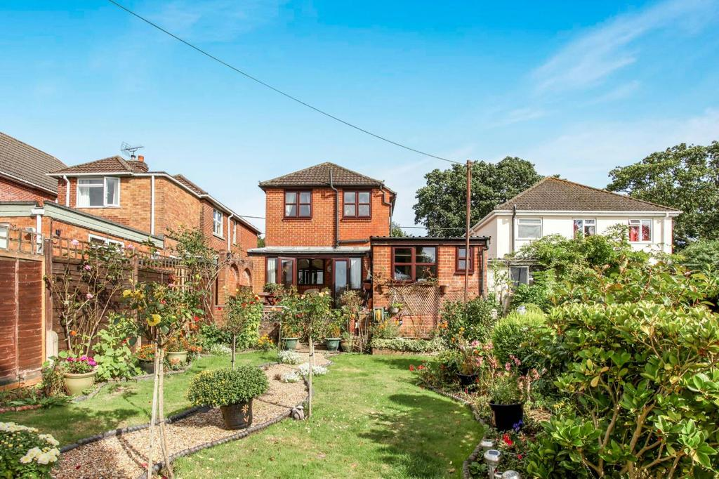 3 Bedrooms Detached House for sale in Romsey Road, Nursling, Southampton, Hampshire, SO16