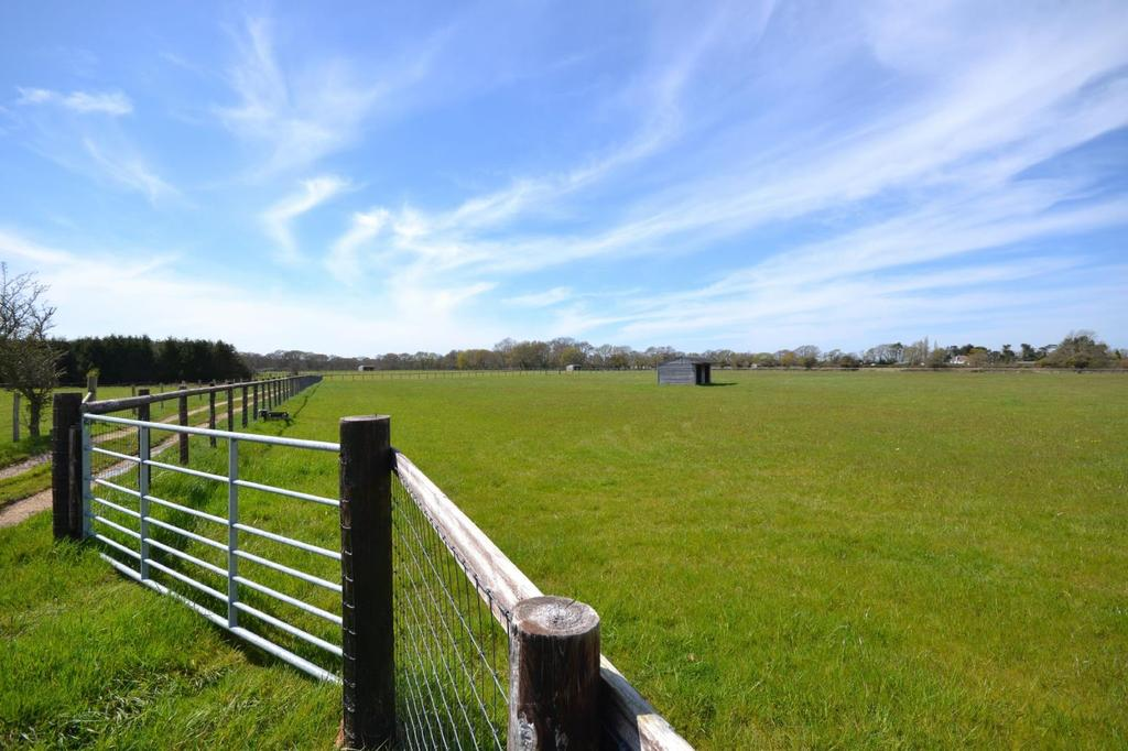 Land Commercial for sale in Southampton Road, Boldre, Lymington, Hampshire, SO41