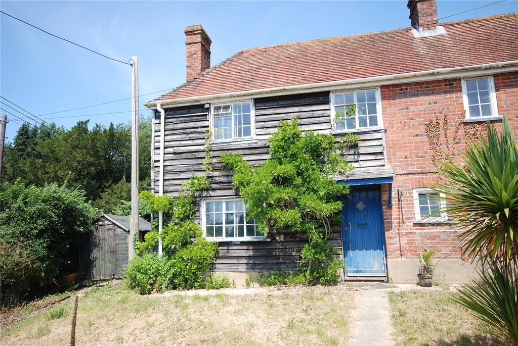 2 Bedrooms Semi Detached House for sale in The Close, Whitsbury, Fordingbridge, Hampshire, SP6