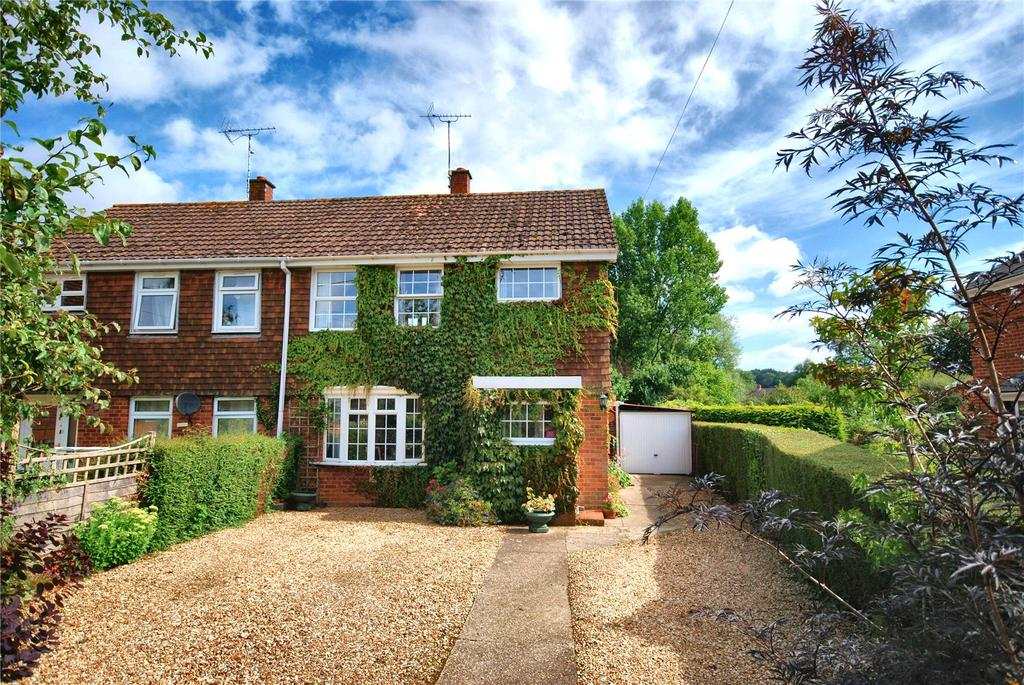3 Bedrooms House for sale in High Street, Damerham, Fordingbridge, Hampshire, SP6