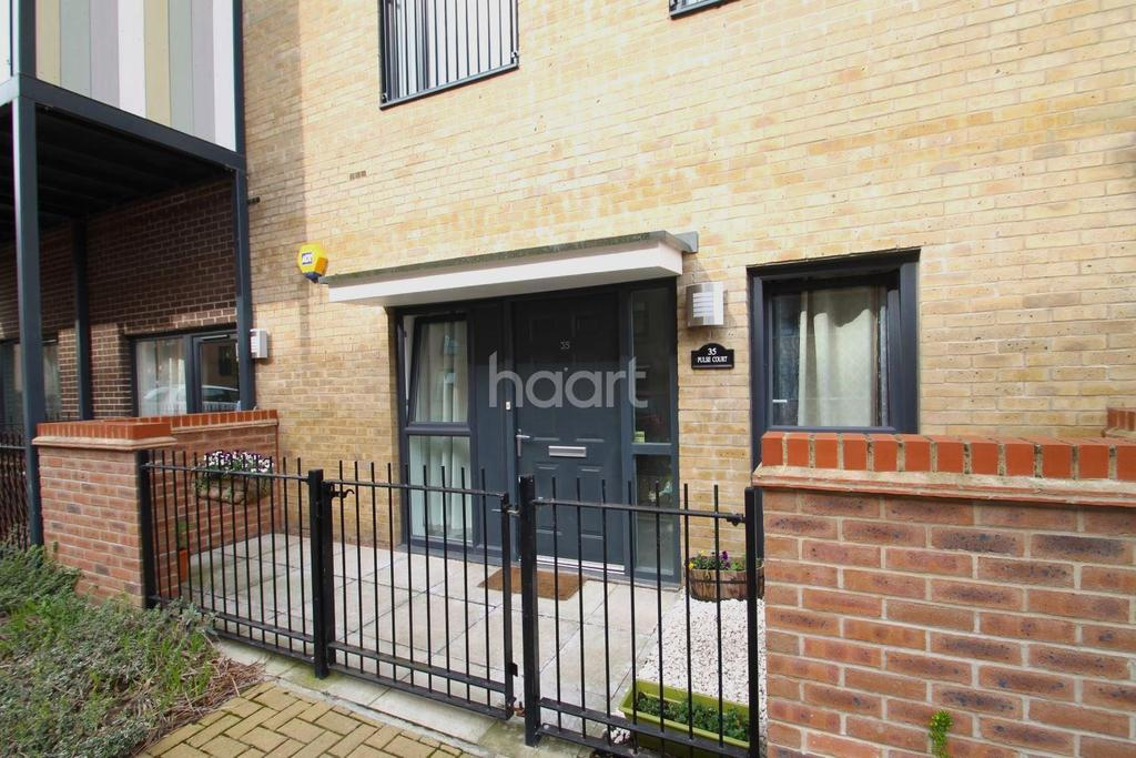 2 Bedrooms Flat for sale in Pulse Court, Maxwell Road