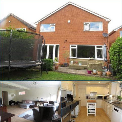 4 bedroom detached house to rent - Tintern Close, Streetly B74 2EL