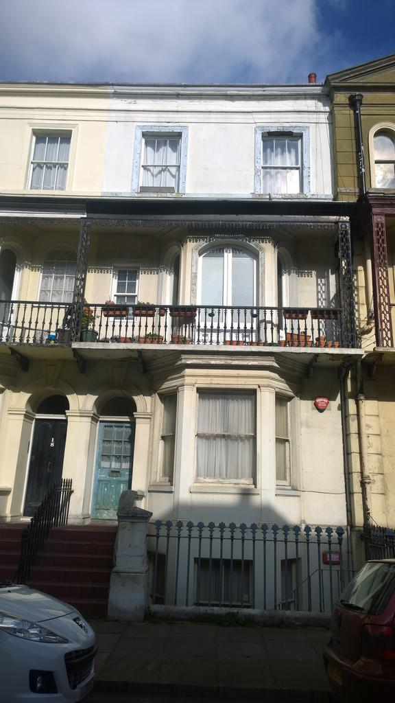 1 Bedroom Flat for sale in Augusta Road, Thanet, Kent, Ramsgate CT11