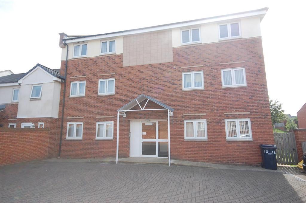 2 Bedrooms Apartment Flat for rent in Dunston Riverside