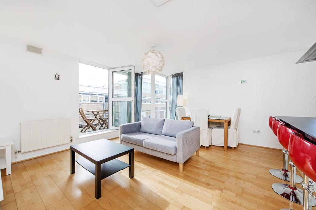 1 Bedroom Flat for sale in Seward Street, Clerkenwell