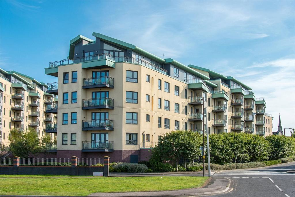 3 Bedrooms Apartment Flat for sale in Portland Row, Edinburgh, Midlothian