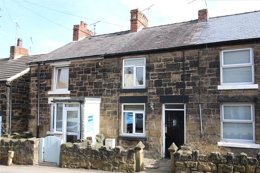 2 Bedrooms Terraced House for sale in Victoria Road, Brynteg, Wrexham, LL11