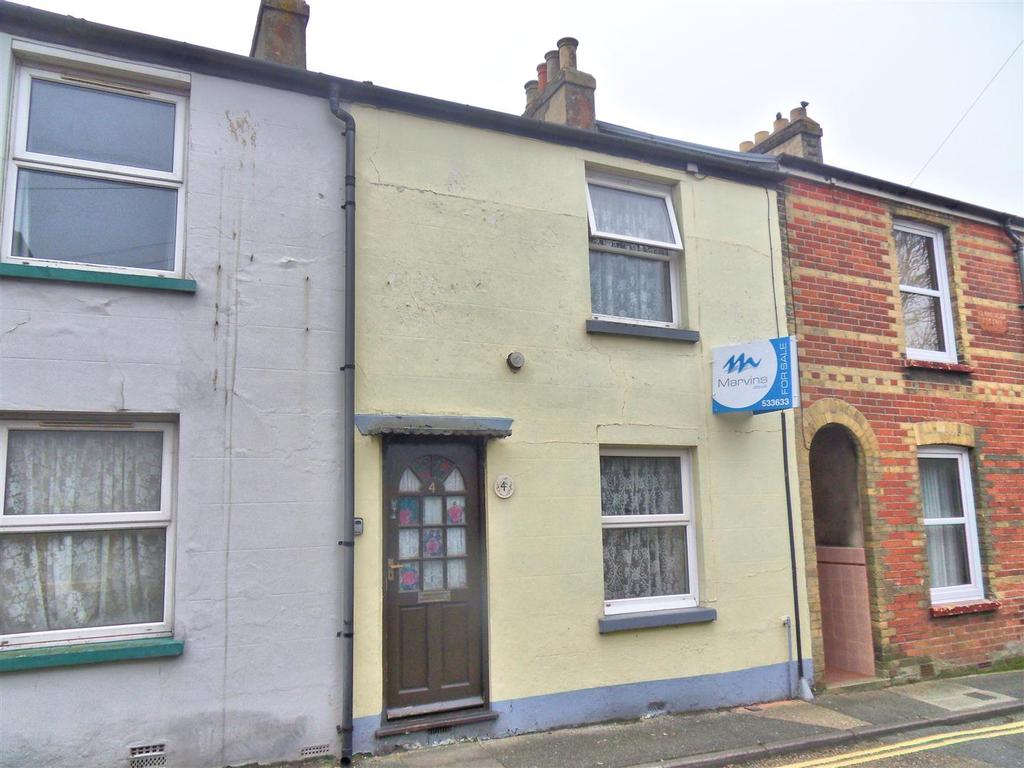 2 Bedrooms House for sale in Clarendon Street, Newport