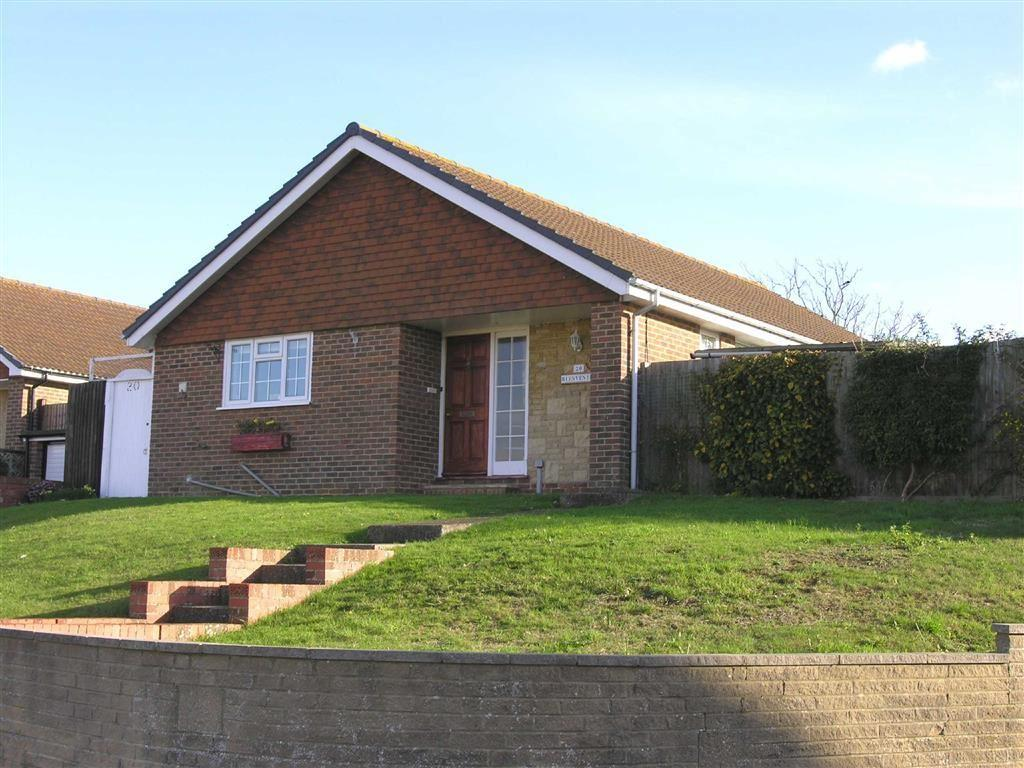 3 Bedrooms Detached Bungalow for sale in Victor Close, Seaford