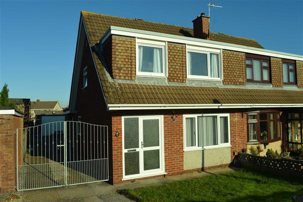 3 Bedrooms Semi Detached House for sale in Maes Y Coed, Swansea, SA4