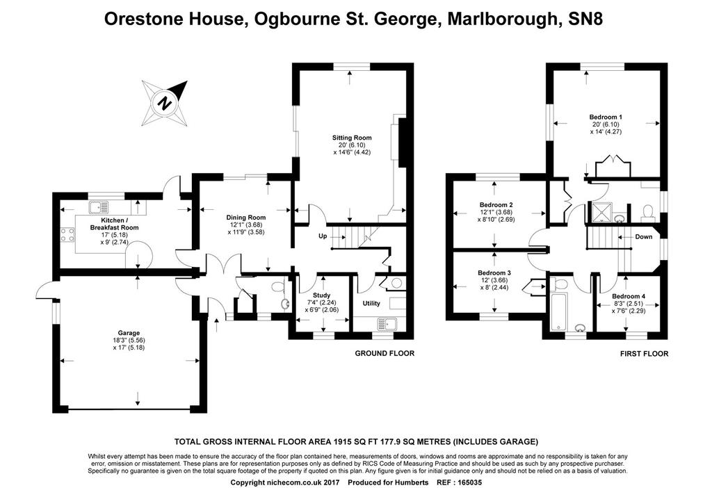 Marlborough road ogbourne st george marlborough for Marlborough house floor plan