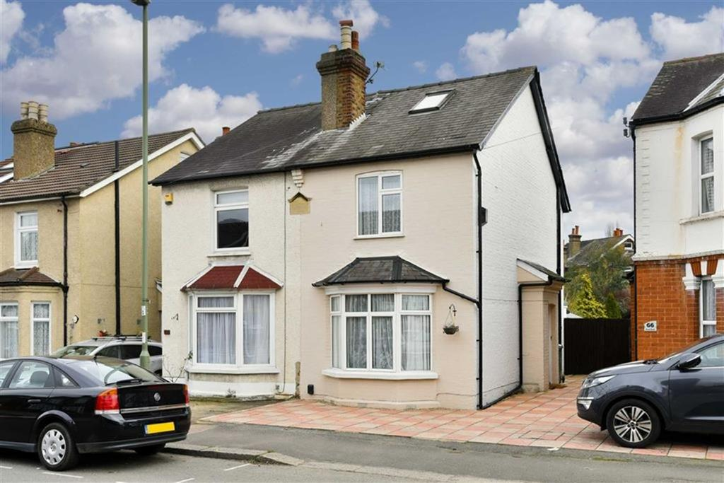 4 Bedrooms Semi Detached House for sale in Hook Road, Epsom, Surrey