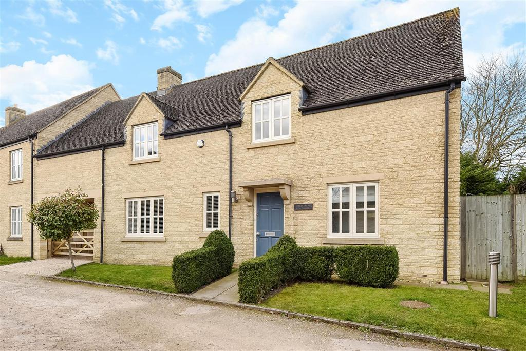 4 Bedrooms Link Detached House for sale in The Paddocks, Aston, Bampton
