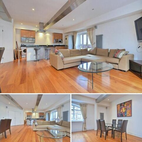 2 bedroom flat to rent - Prusoms Island, Wapping High Street, Wapping, London, E1W