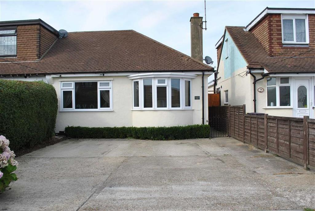3 Bedrooms Semi Detached Bungalow for sale in Somerset Avenue, Rochford, Essex