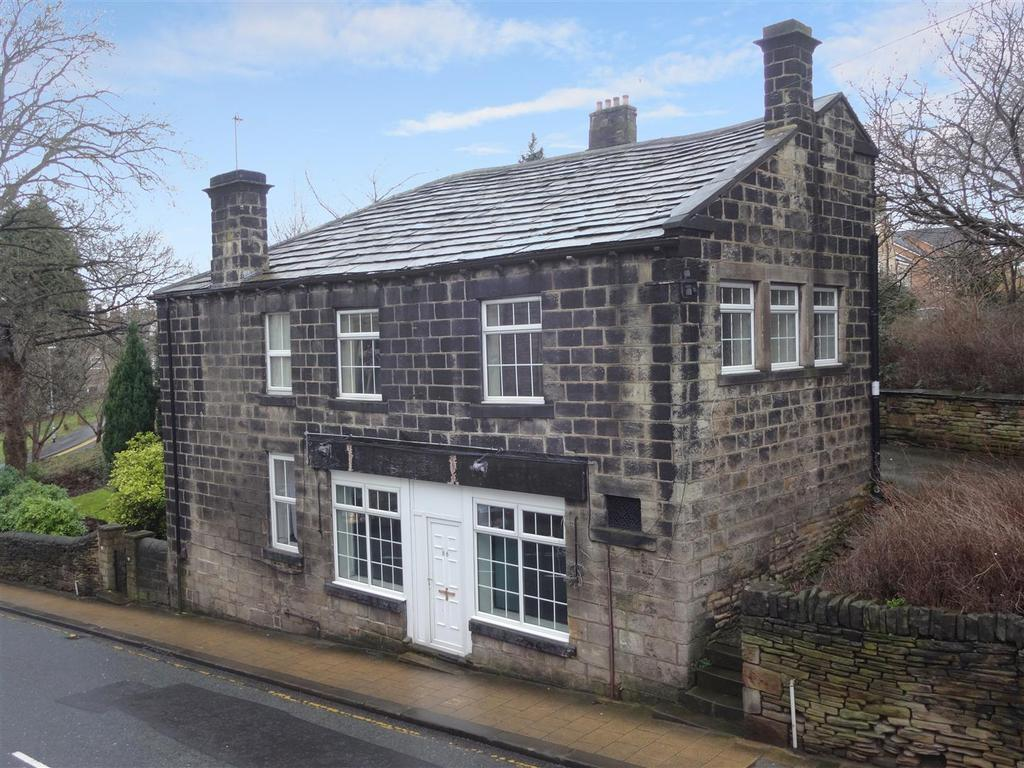 3 Bedrooms Cottage House for sale in Town Street, Farsley