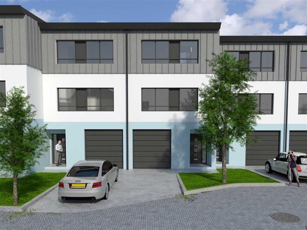 4 Bedrooms Town House for sale in North Shore Road, Isle of Man
