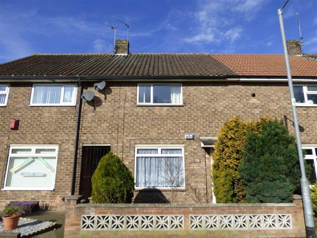 2 Bedrooms Terraced House for sale in Rookley Close, Longhill, Hull, East Yorkshire, HU8