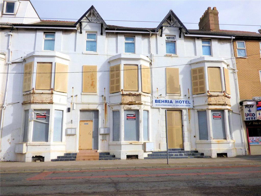 25 Bedrooms House for sale in Lytham Road, Blackpool, Lancashire