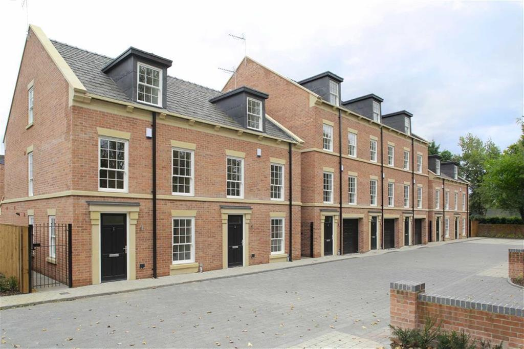 4 Bedrooms Town House for sale in Plot 2 - House Type A, Nantwich, Cheshire