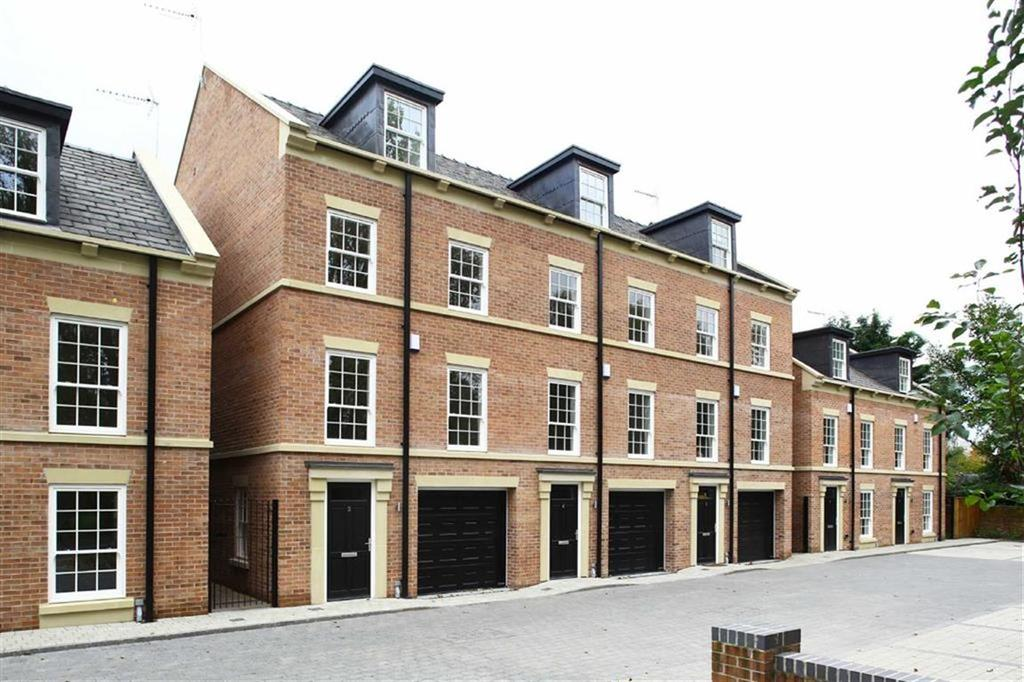 4 Bedrooms Town House for sale in Plot 3 - House Type B, Nantwich, Cheshire